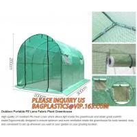 Buy pc aluminum garden green house,portable houses garden green house,China-made new design green house for agriculture/comm at wholesale prices