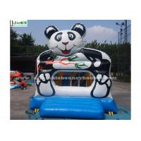 Buy Indoor Panda Inflatable Bounce Houses Mini Jumping Castles for Rent at wholesale prices