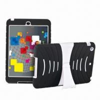 Quality Hybrid Cases for Mini iPad, Made of PC and Silicone, Available in Various Colors for sale