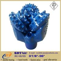"Quality 14 3/4"" irregation water well drilling carbide tooth insert TCI tricone drill bits roller cone bits for sale"