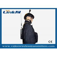 Buy 5km LOS transmission COFDM HD wireless transmitter with H.264 video compression at wholesale prices