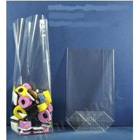 Buy cheap OPP square bottom bag, perforated bags,bakery bags, gusset poly bags, cellophane bags from wholesalers