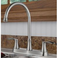 Quality Antique Pull Out Water Tap , Modern Sink Taps Deck Mounted Installation for sale