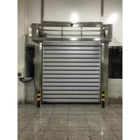 Quality Stainless Steel High Speed Spiral Door anti breaking Smoothly With Motor for sale