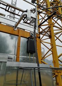Quality SC200/200 Construction hoist lift 2000kg payload 46m/min speed for sale for sale