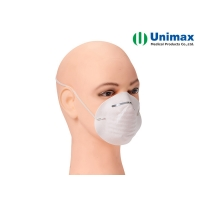 Quality Dustproof Disposable Respirator Single Layer folding Non-Woven for sale
