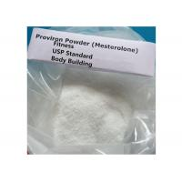 Buy cheap Mesterolone Proviron 1424-00-6 Muscle Building Strong Effects USP Standard from wholesalers