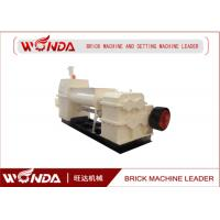 Quality Automatic Soil Clay Brick Making Machine , Hollow Cement Concrete Block Making Machine for sale