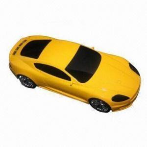 Quality Mini Music Car Speaker, Supports FM Radio, T-flash Card/U-disk Reader for sale