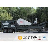 Quality Energy - Efficient Mobile Stone Crusher Plant For Ore Grinding Machine for sale