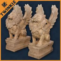 Quality Carved Marble Marble Garden Ornaments for sale