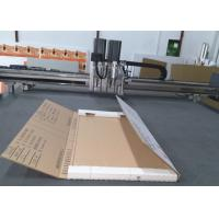 Quality Trial Cutting Carton Box Sample Maker Plotter Sample Cutting Machine for sale