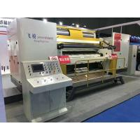 Quality Corrugated Paperboard Single Facer Line Flute Cardboard Making Machinery for sale