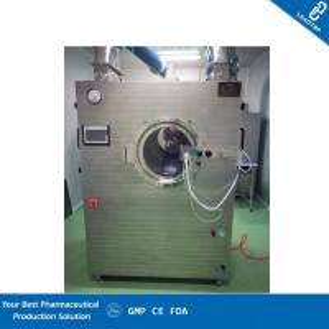 Quality High Efficiency Capsule Coating Machine ,  Pharmaceutical Coating Machine for sale