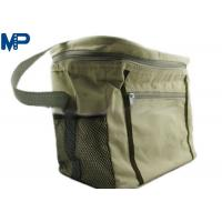 China New Cheap Lunch Cooler Duffle Bag with Side Mesh Lunch Custom Printing Camping wholesale
