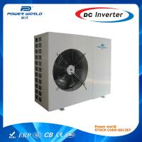 Buy cheap High Efficiency EVI Heat Pump Air Source For Heating Or Cooling or DHW from wholesalers