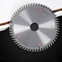 Quality Circular TCT Saw Blade Custom Made Tungsten Carbide Tips Safety Operation for sale