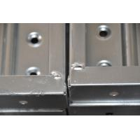Quality Q235 Material, Scaffold Galvanized Steel Decking Perforated Steel Plank for sale