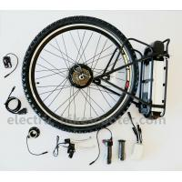 """Quality Motorized Bicycles Kits High Speed Electric Motor 36V 250W 26"""" Wheel for sale"""