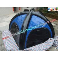 Quality Water-proof Inflatable Party Tent , Air-sealed Outdoor Inflatable Leg Tent for sale