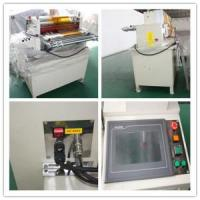 Diaphanous Adhesive Sticker Label Cutting Machine (DP-360)