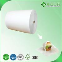 Quality environment friendly burger packaging paper for sale