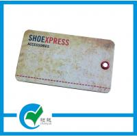 Quality Custom OEM Kraft Paper Printed Hang Tag Printing for Garment for sale