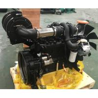 Professional 135HP 100KW Industrial Diesel Engines B Series With Electric Start