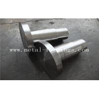 China AISI8630 Gear Axis Alloy Steel Forgings Heat Treatment Rough Machined for sale
