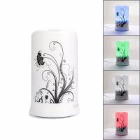 China 50ML USB car aromatherapy diffuser 7 Color Lights , Aromatherapy Diffuser with Auto Shut-off Funcation Humidifier on sale