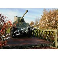 Quality Prefabricated Easy Assembling Modular Military Bailey Bridge Government Application for sale