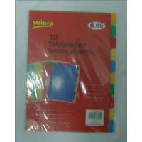 Quality Index Tab Divider (B3109) for sale