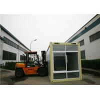 Quality Flat Pack Custom-made Prefab Container House Environmental Friendly for sale