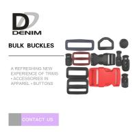 China Plastic Bulk Buckle For Leather Straps • Belts • Bags • Womens • Mens • Clothing • Fashion on sale