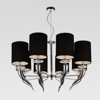 Quality Mason jar metal chandelier for indoor home pendant lamp (WH-MI-50) for sale