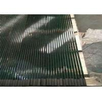 Quality 6.38mm-40mm Laminated Wired Tempered Safety Glass with CE&ISO certificate for sale