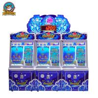 China Multi Color Coin Operated Game Machine 1-8 Minimum And Maximum Connection on sale