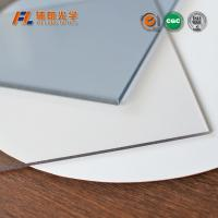 Quality Fireproof Anti Static Polycarbonate Sheet 19mm Thick , Prevent External Light for sale