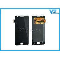 China Black 4.3 Inches Cell Phone LCD Screen Display Replacement For Samsung galaxy s2/i9100 on sale