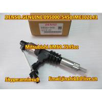 Quality Denso Original Fuel Injector 095000-5450/ME302143 for Mitsubishi 6M60 7545CC for sale