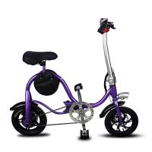 Quality Disc Brake Fold Up Electric Bike Aluminum 6061 Body Material S1 Stem Folding for sale