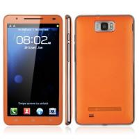 China 6 smart phone MTK6589 Quad core CPU 960*540mpx, 512MB 4GB ROM---N9776 on sale