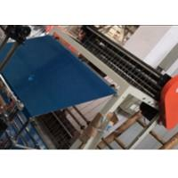 China Four Lines Plastic Poly Bag Making Machine , Plastic Shopping Bag Making Machine 550-1000 Mm on sale