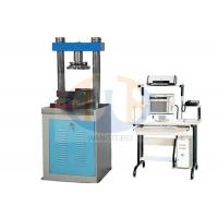 China Concrete Flexural Strength Testing Machine , Bending Testing Equipment on sale