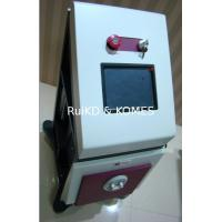 Quality Mini laser tatoo removal machine with CE certification for sale