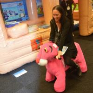 China Guangdong Stuffed Toys Stuffed Animals / Ride On Toys Playland Kiddie Rides on sale