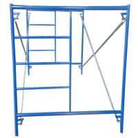 Quality Free Sample Safe Srame Scaffolding / frame Scaffolding System / Scaffolding Frame for sale