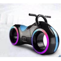 Quality Sun Shine New two light wheels cool plastic toy motorcycle baby kids ride on car with speaker for sale