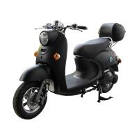 Quality EEC 60V20AH Lithium battery Electric Moped Scooters  brushless motor for sale