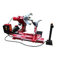 """Quality 770kg Tire Changing Equipment , Truck Tyre Changer Machine Rim Size 14""""-26"""" for sale"""